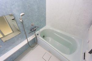 ハッピーカラーでリフレッシュ!浴室