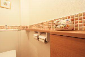 リフォーム施工事例おしゃれなTOTOトイレ