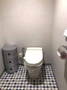 リフォーム施工事例LIXILタンクレストイレ